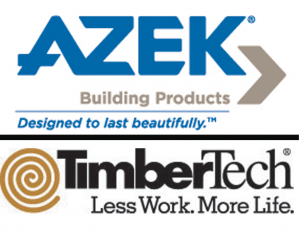Azek Building Products - TimberTech - Logos