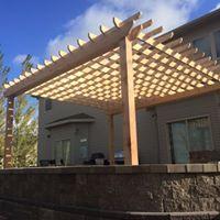 Custom Pergola - Patio Builders - Deck Builders - FM Home and Patio - Fargo ND